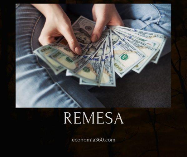 Qué es Remesa