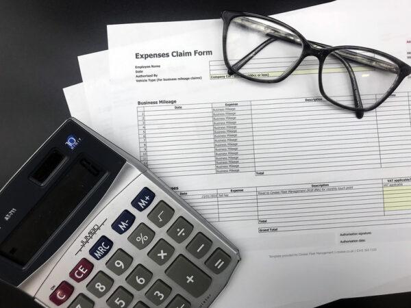 Cuentas de gastos