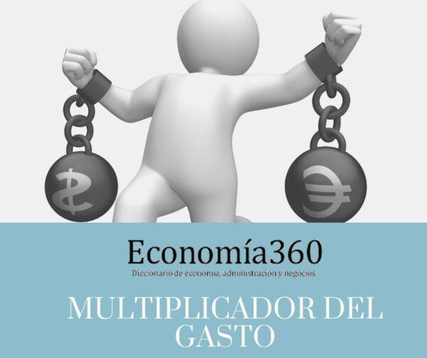 Qué es Multiplicador del gasto