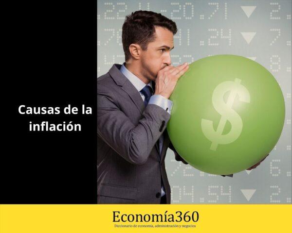 Inflacion por que se ocasiona