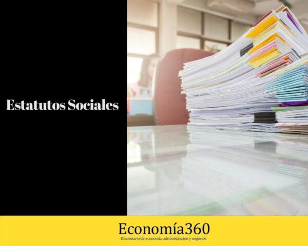 Tipos de estatutos sociales