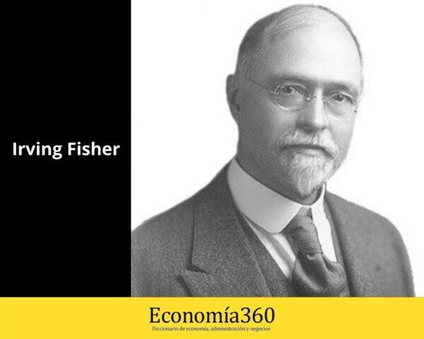 Quién es Irving Fisher