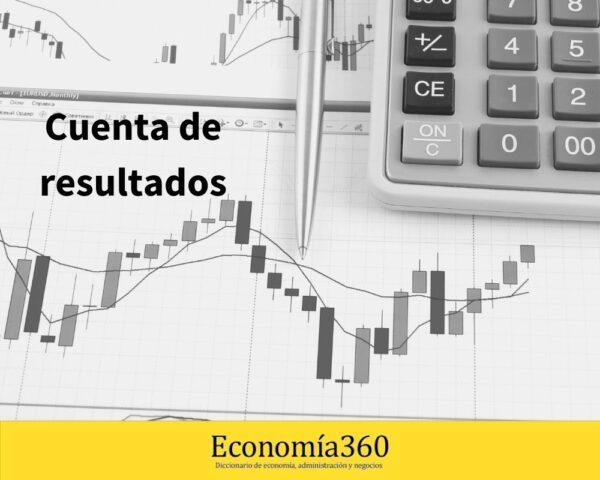 cuentas de resultados en finanzas