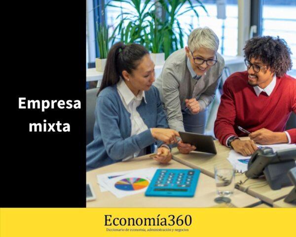 características de las empresas mixtas